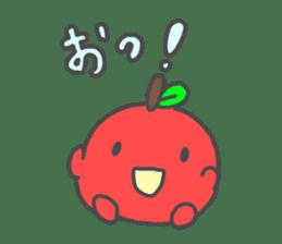 Ringo-san's Family sticker #711562