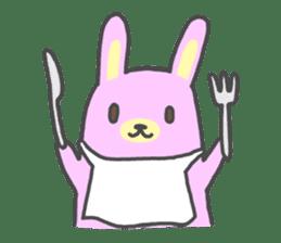 Ringo-san's Family sticker #711580