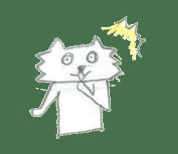 Cattiger sticker #714497