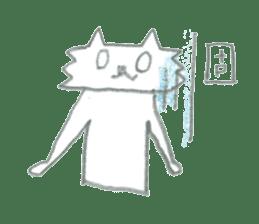 Cattiger sticker #714507