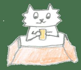 Cattiger sticker #714508