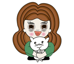 MEYA & JUNO (English Ver.) sticker #715395