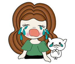 MEYA & JUNO (English Ver.) sticker #715401