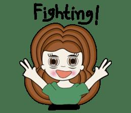 MEYA & JUNO (English Ver.) sticker #715412
