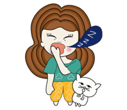 MEYA & JUNO (English Ver.) sticker #715416