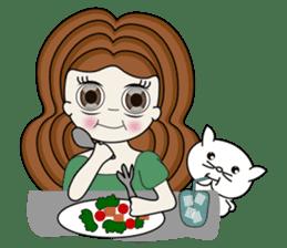 MEYA & JUNO (English Ver.) sticker #715423