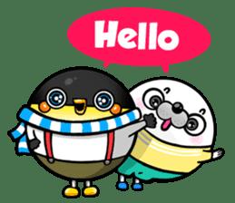 Penguin Rush! sticker #716271