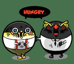 Penguin Rush! sticker #716276