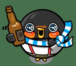 Penguin Rush! sticker #716284