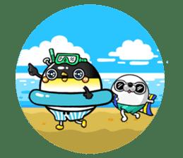 Penguin Rush! sticker #716285