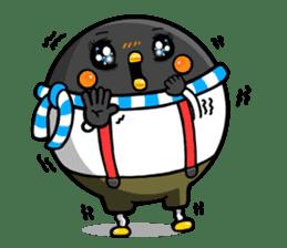 Penguin Rush! sticker #716298