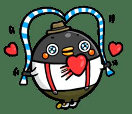 Penguin Rush! sticker #716301