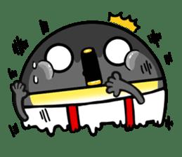 Penguin Rush! sticker #716304