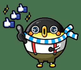Penguin Rush! sticker #716309