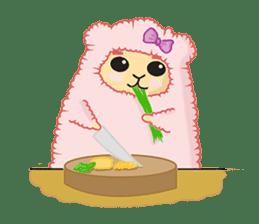 Alpaca Sheep Lover sticker #718118