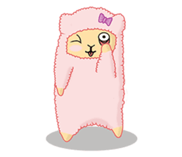 Alpaca Sheep Lover sticker #718139