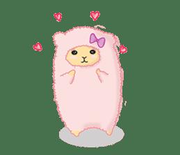 Alpaca Sheep Lover sticker #718145