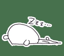 RAZOKUMA+ sticker #718356