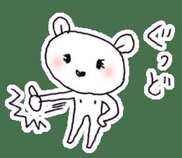 RAZOKUMA+ sticker #718358