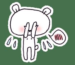 RAZOKUMA+ sticker #718375