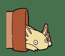 axolotl/Mexico salamandar sticker #718741