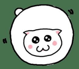 Normal Cat sticker #718954