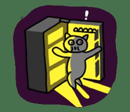 Normal Cat sticker #718967