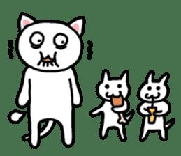 Normal Cat sticker #718968