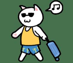 Normal Cat sticker #718973