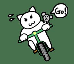 Normal Cat sticker #718974