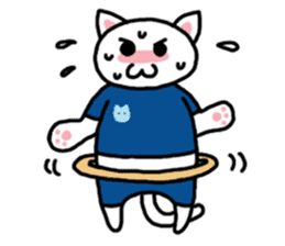 Normal Cat sticker #718978