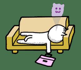 Normal Cat sticker #718980