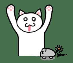 Normal Cat sticker #718981
