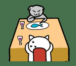 Normal Cat sticker #718985