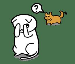 Normal Cat sticker #718987