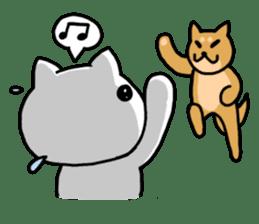 Normal Cat sticker #718989