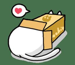 Normal Cat sticker #718990