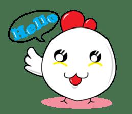 Chicky Chick sticker #719191