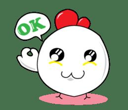 Chicky Chick sticker #719193