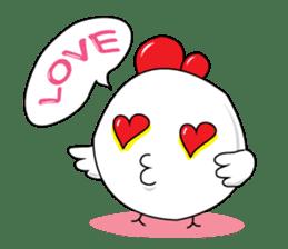 Chicky Chick sticker #719194