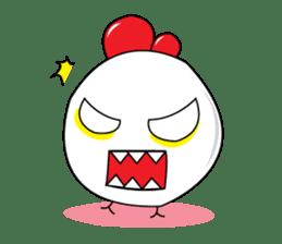 Chicky Chick sticker #719201