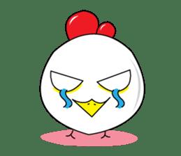 Chicky Chick sticker #719208