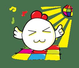 Chicky Chick sticker #719226