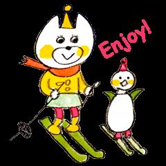 Satoshi's happy characters vol.19