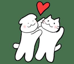 Daily lives of Marowan & Annyan sticker #720185