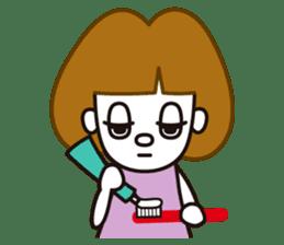 Mommy's Life sticker #720512
