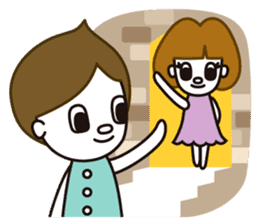 Mommy's Life sticker #720515
