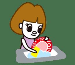 Mommy's Life sticker #720516