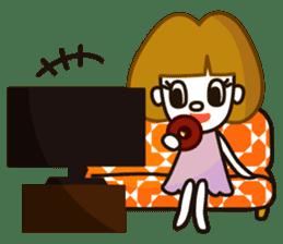 Mommy's Life sticker #720526