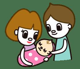 Mommy's Life sticker #720533